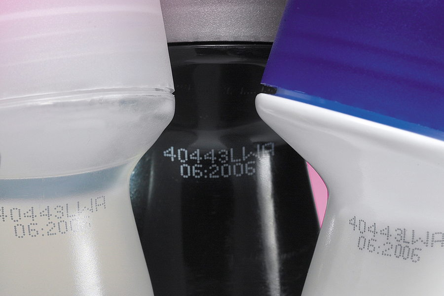 Marking and Coding Solutions on Contract Packaging