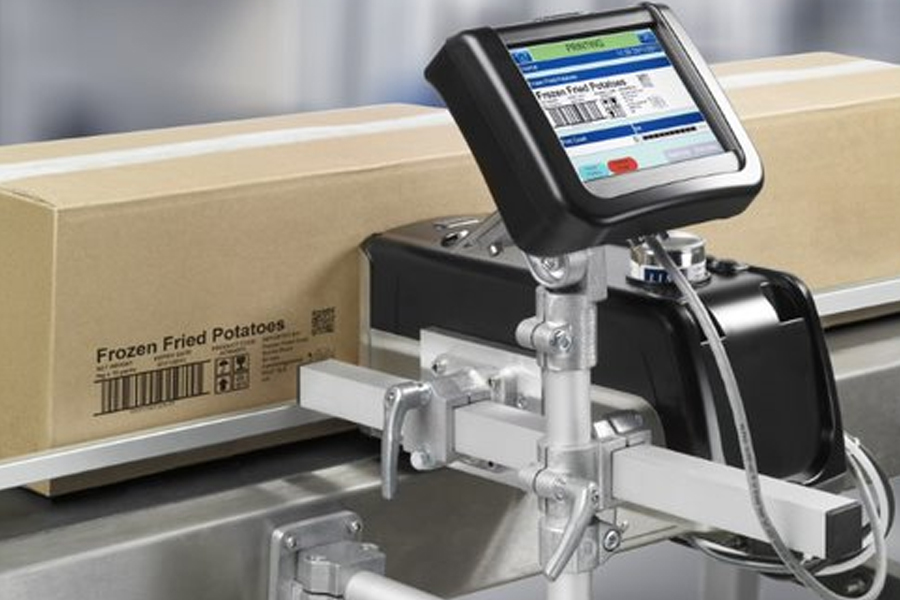 Marking and Coding Solutions on Barcode Printer