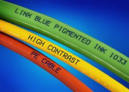 Marking and Coding Solutions on Wire and cable